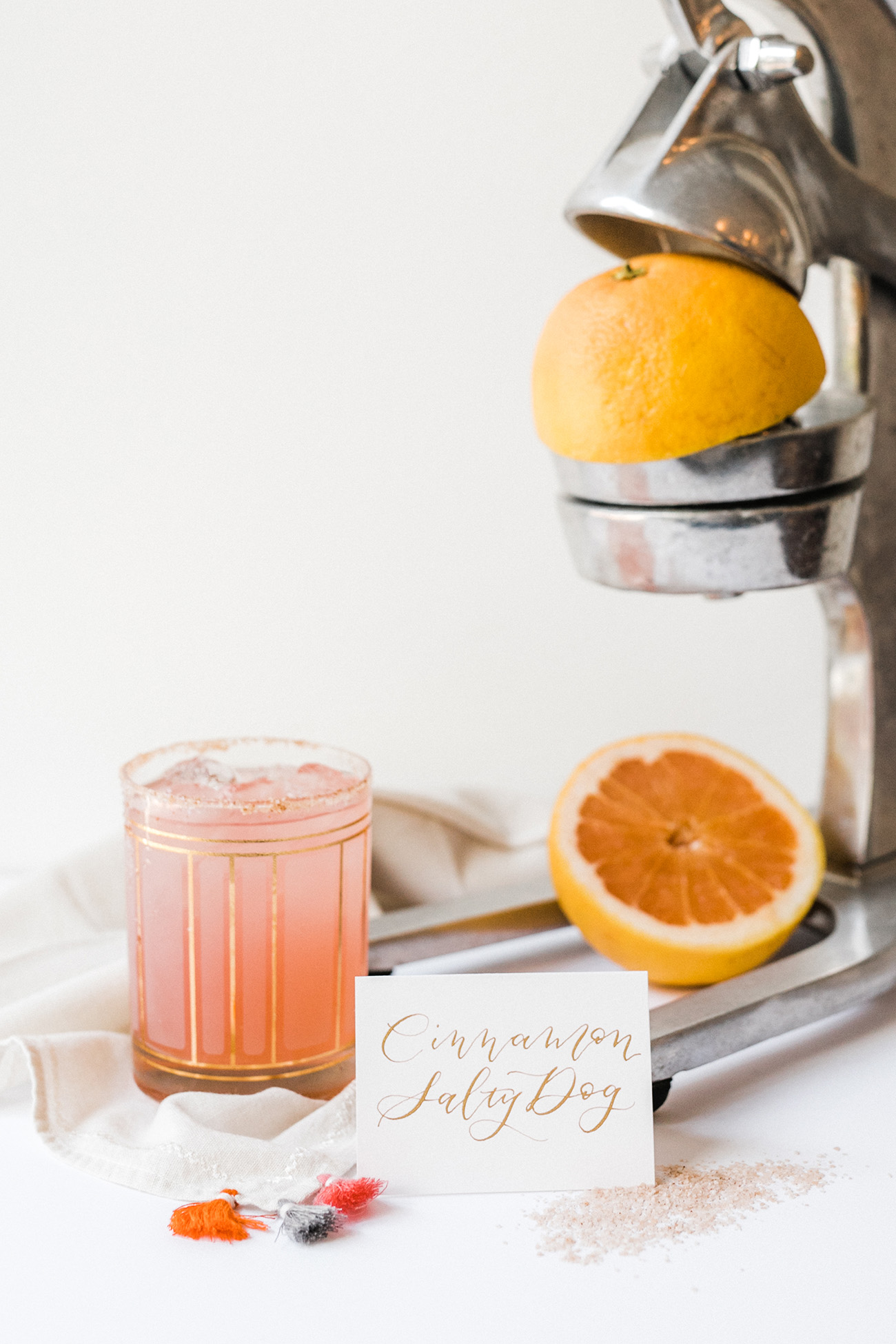 how to make salty dog cocktail