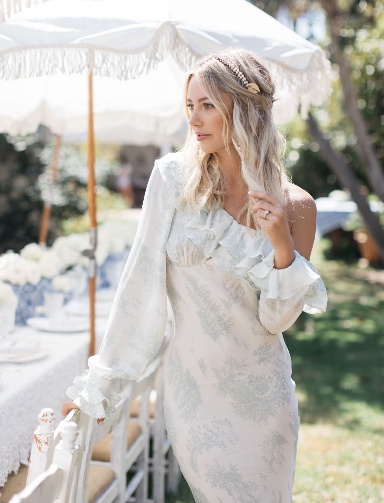 Stone Cold Fox Bridal Shower