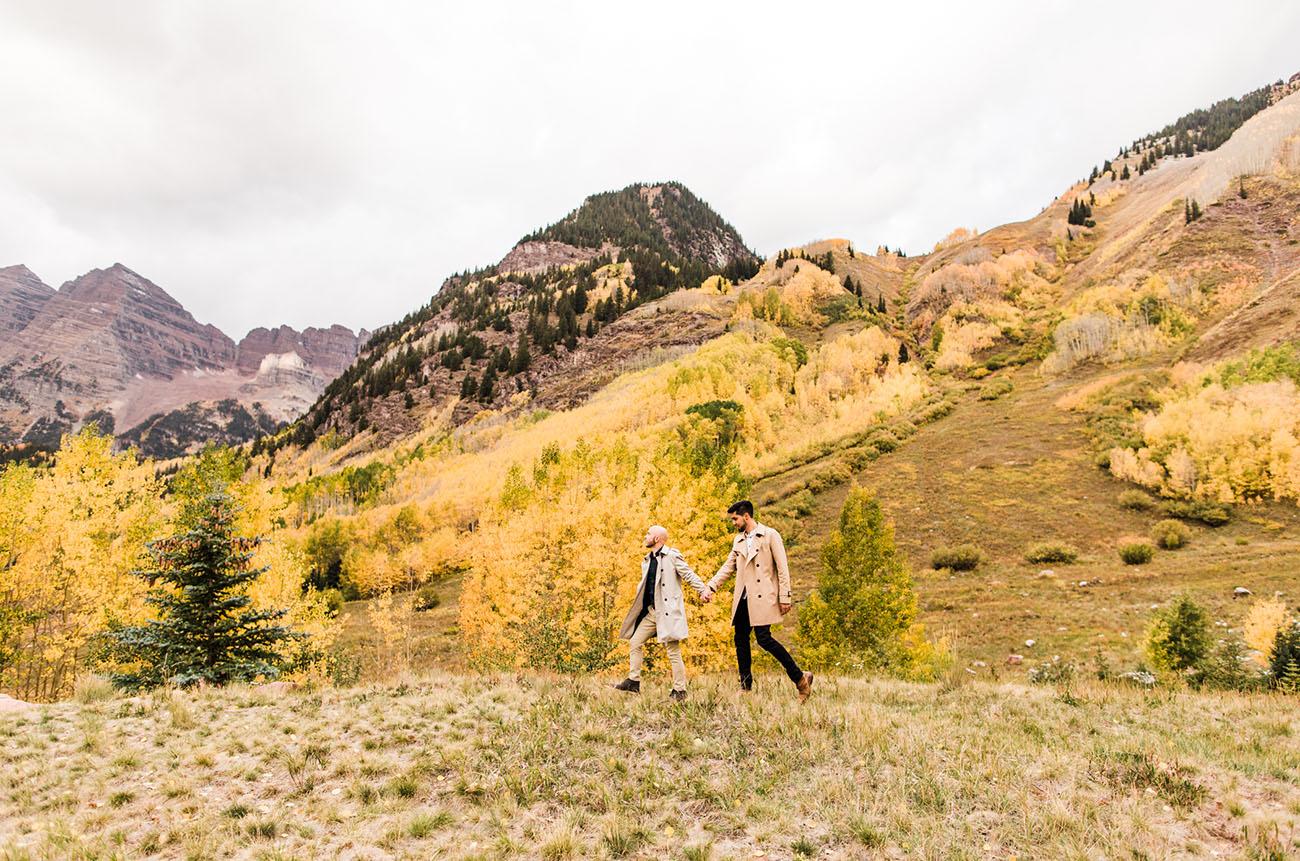 Fall Aspen Colorado Proposal