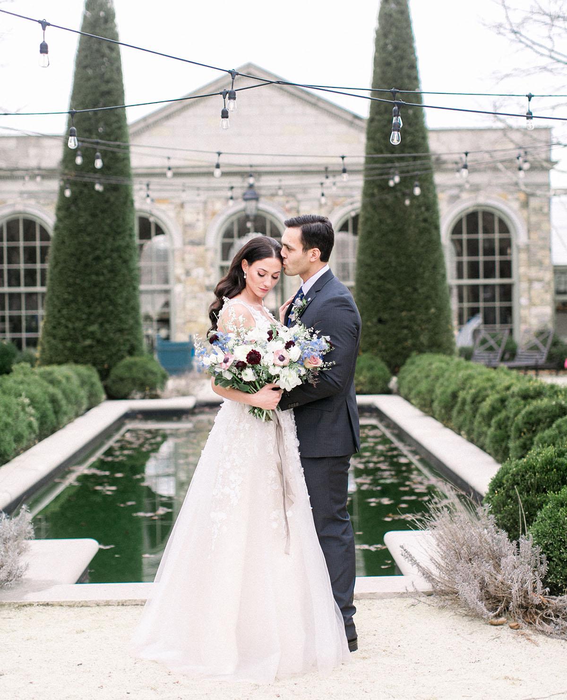 Enchanted Garden Wedding Inspiration