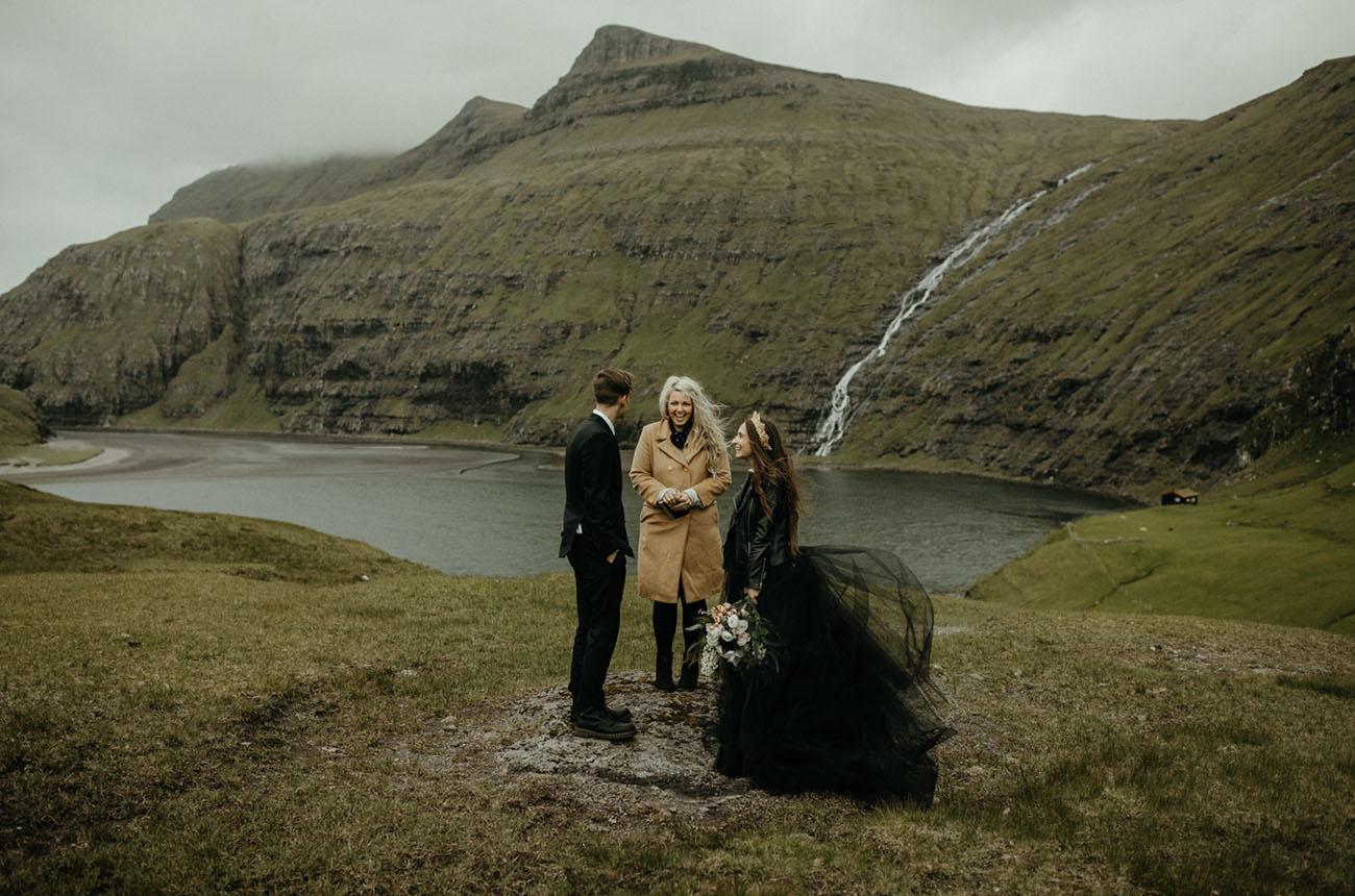 Faroe Islands Elopement