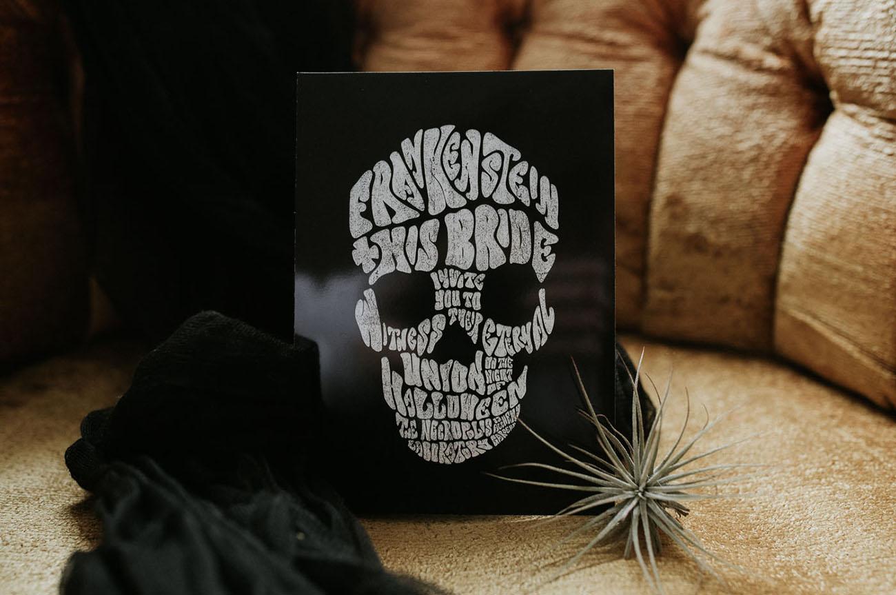 skull invite