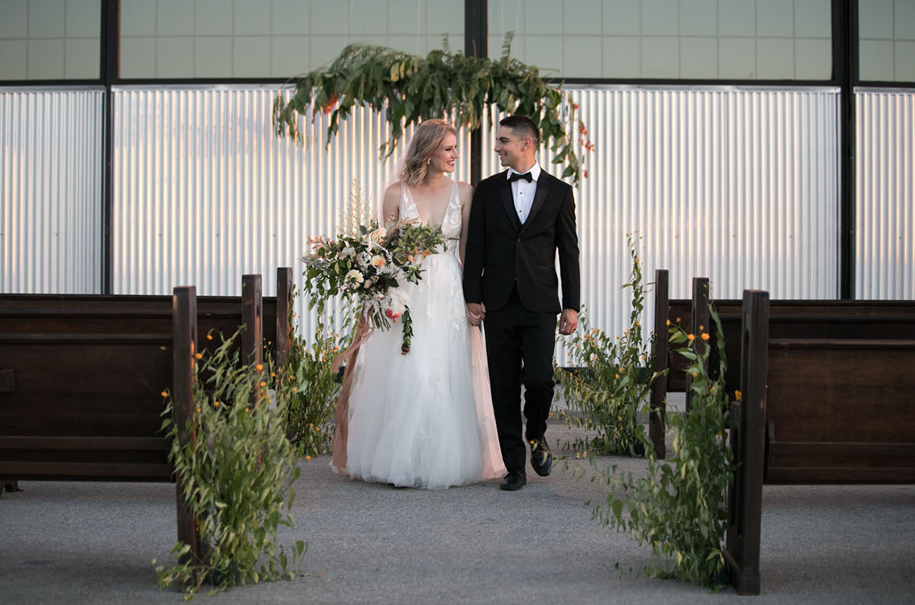 Modern Love Wedding Inspiration