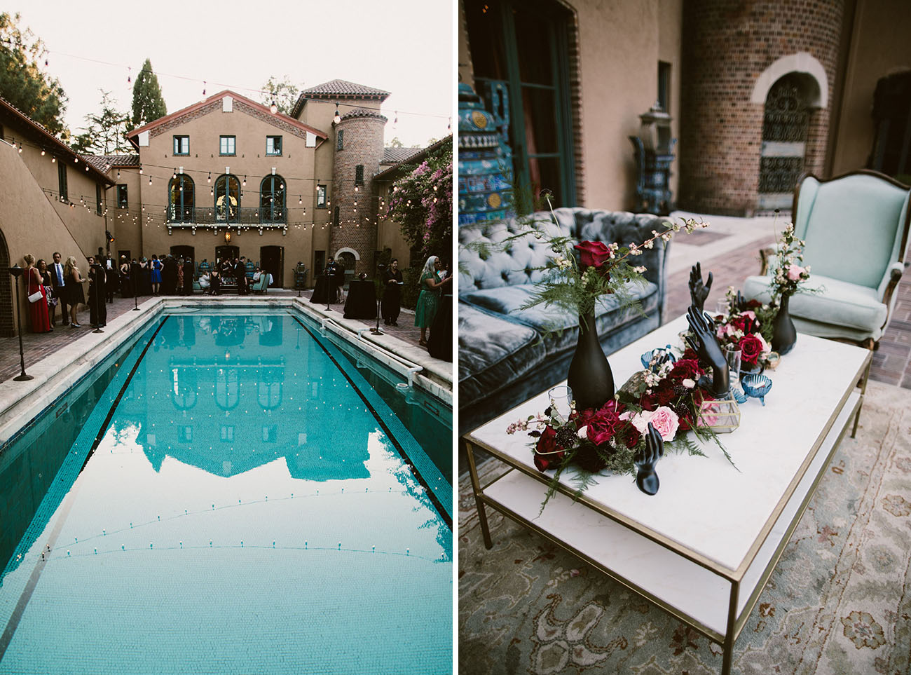 Whimsical Los Angeles Wedding