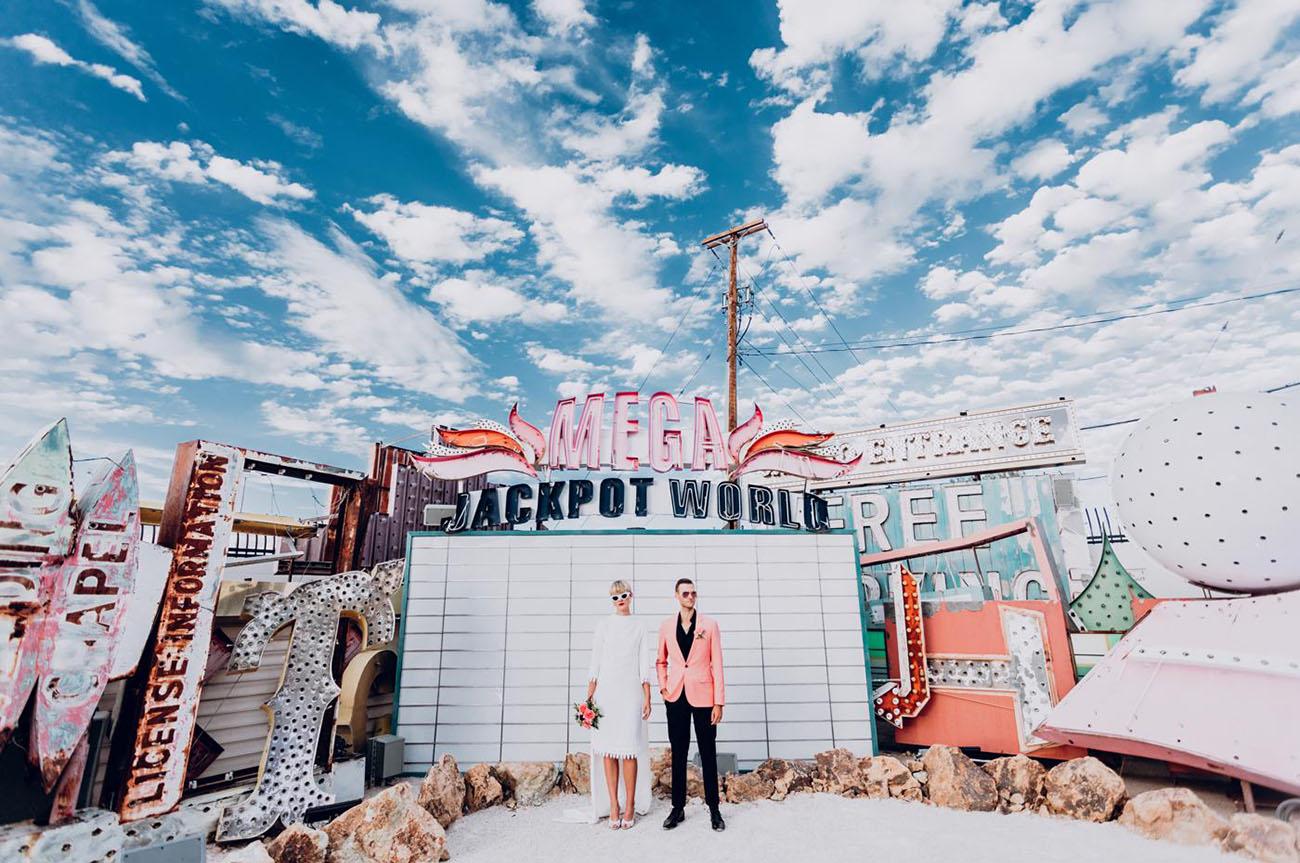 Las Vegas Drive-Thru Elopement