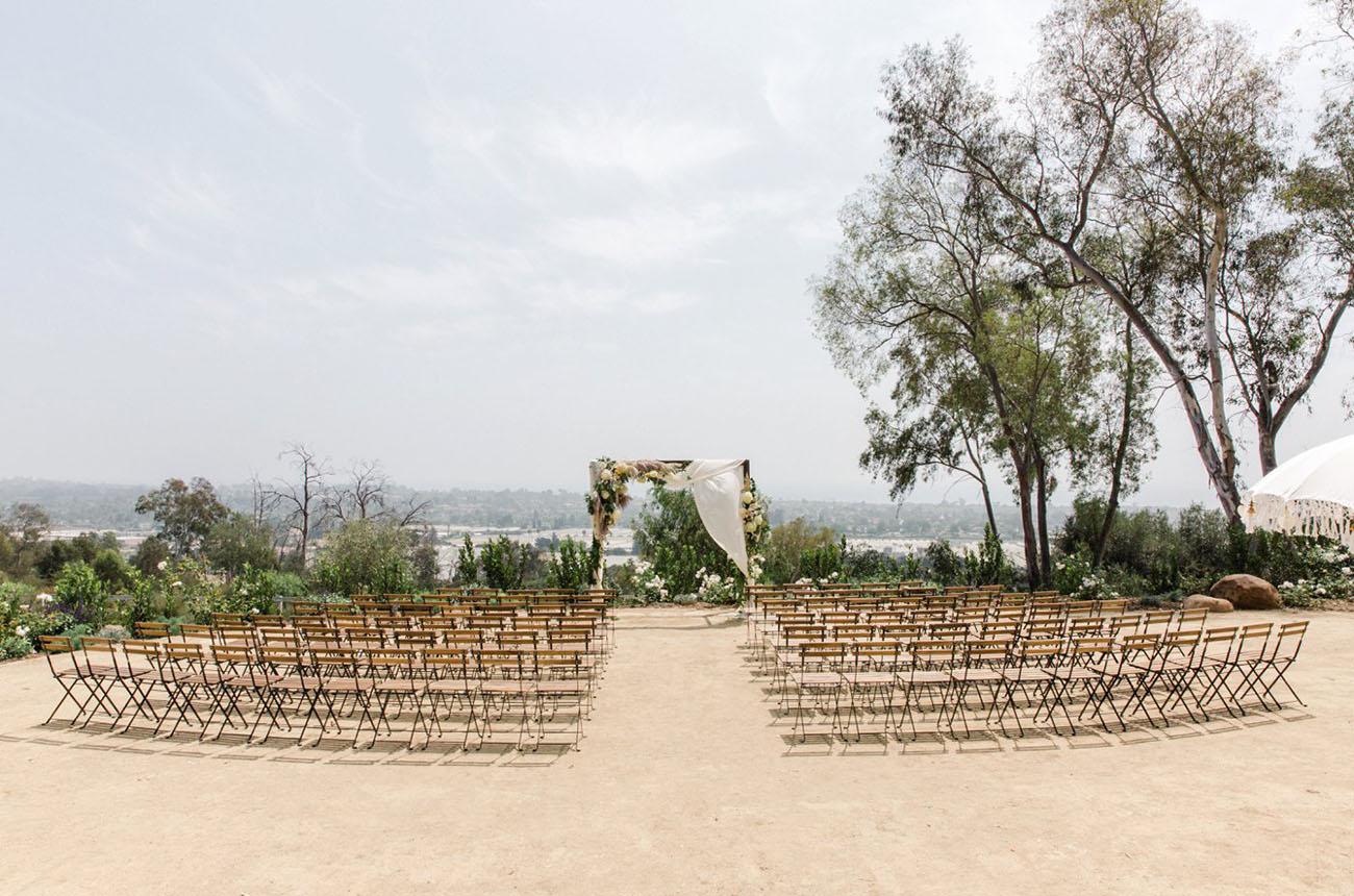 odern Bohemian Ranch Wedding