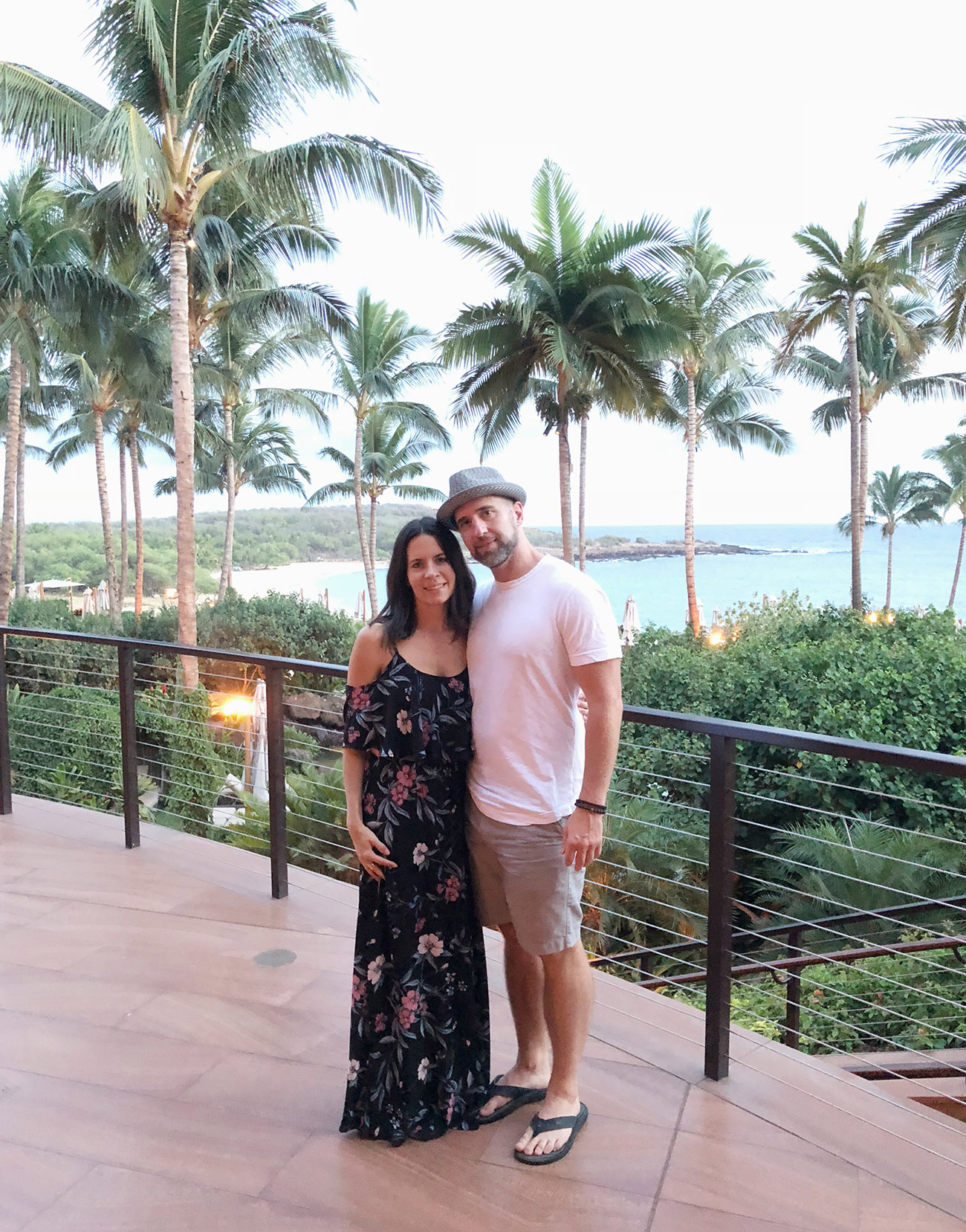 Lanai Four Seasons for your Honeymoon