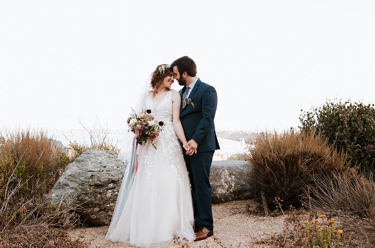 Rustic Orange County Wedding