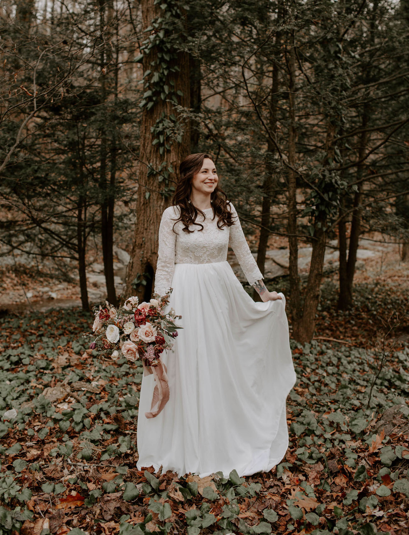Hyacinth Bridal Wedding Dress