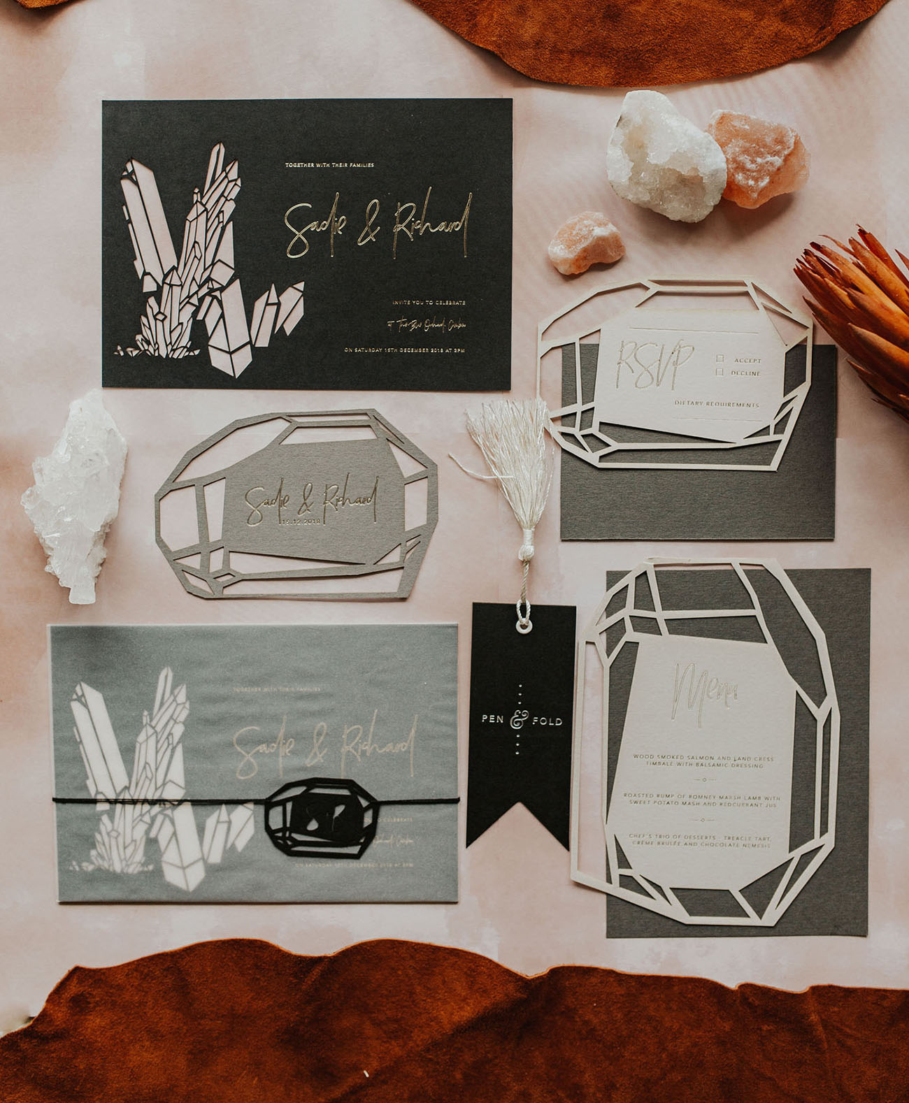 geode invitation suite