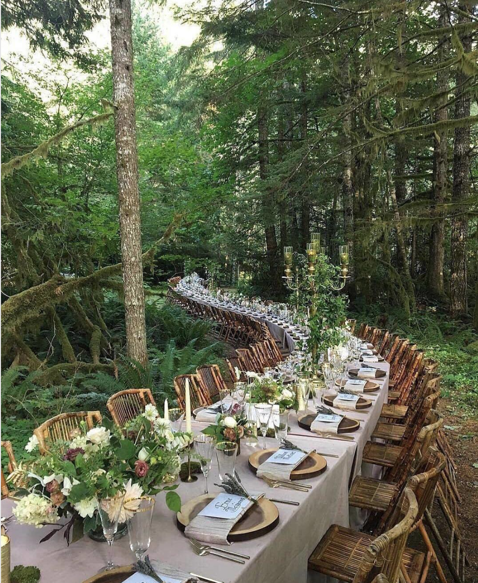 The Most Beautiful Dining Setups For An Unforgettable