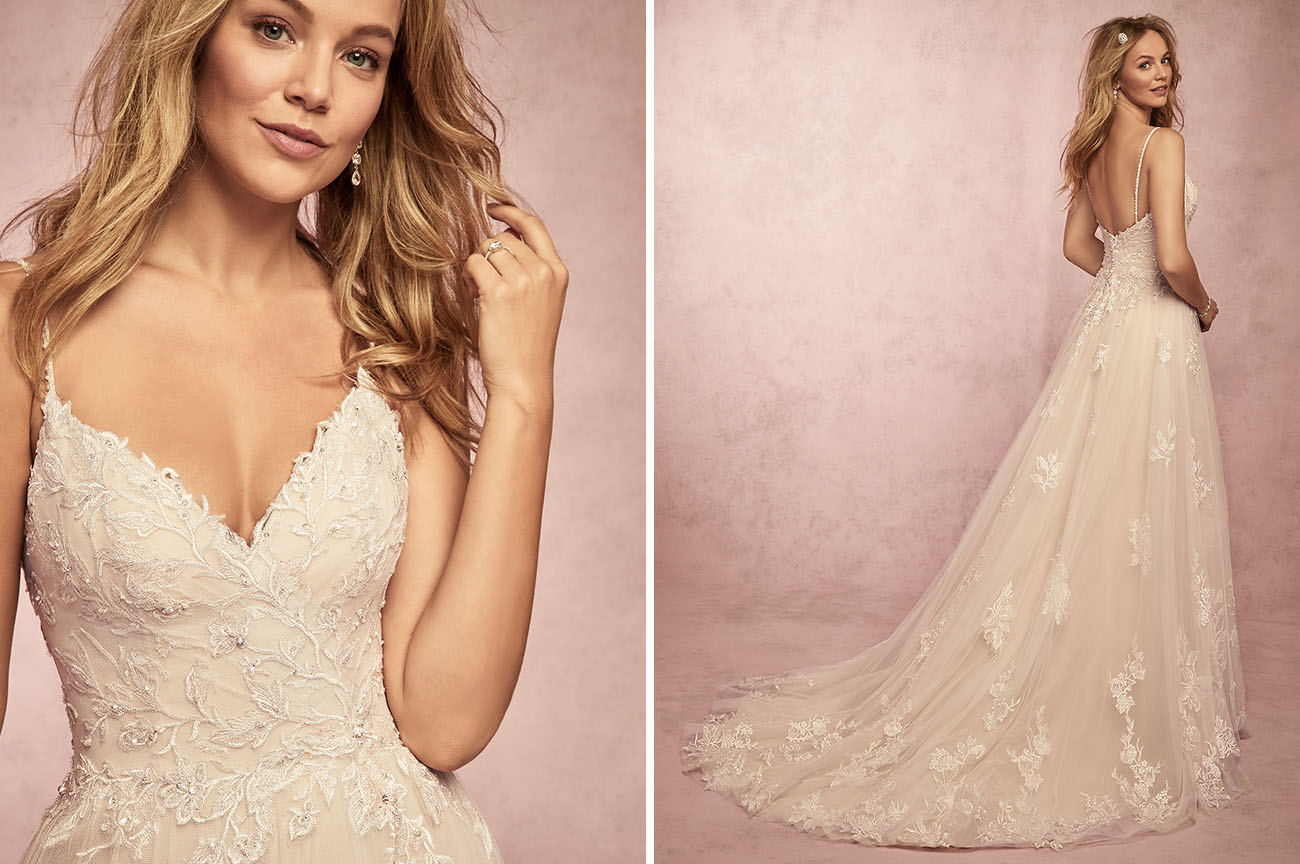 72ea056337b Maggie Sottero Designs Absolutely Stuns with These Dreamy Boho ...