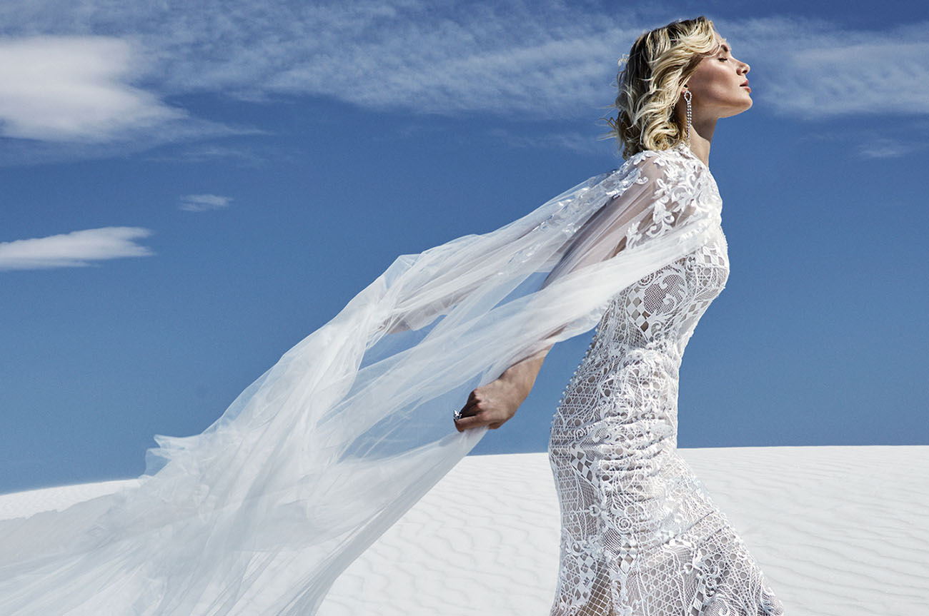 Maggie Sottero Designs Absolutely Stuns With These Dreamy Boho