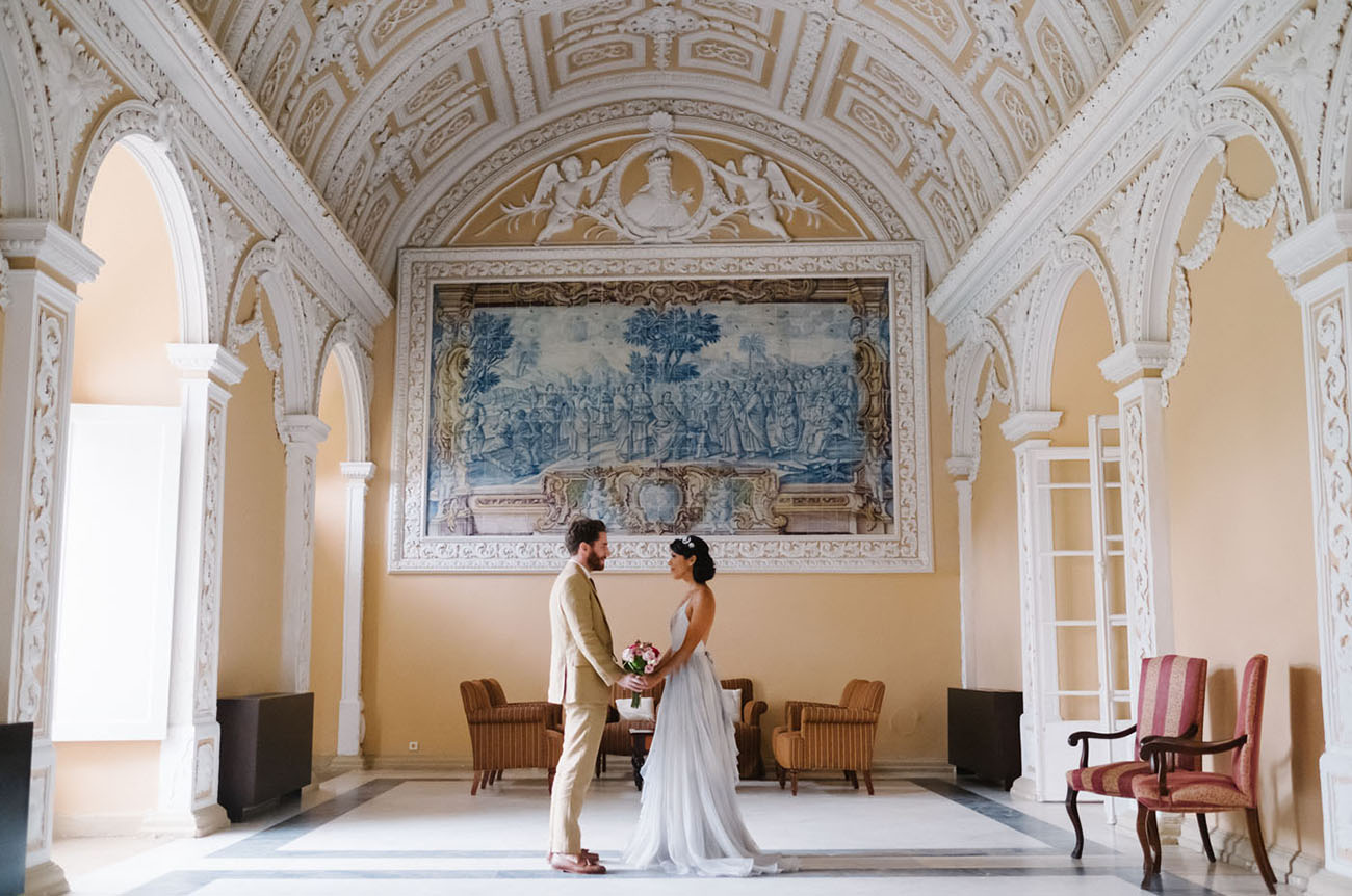 Portugal Wedding Elopement