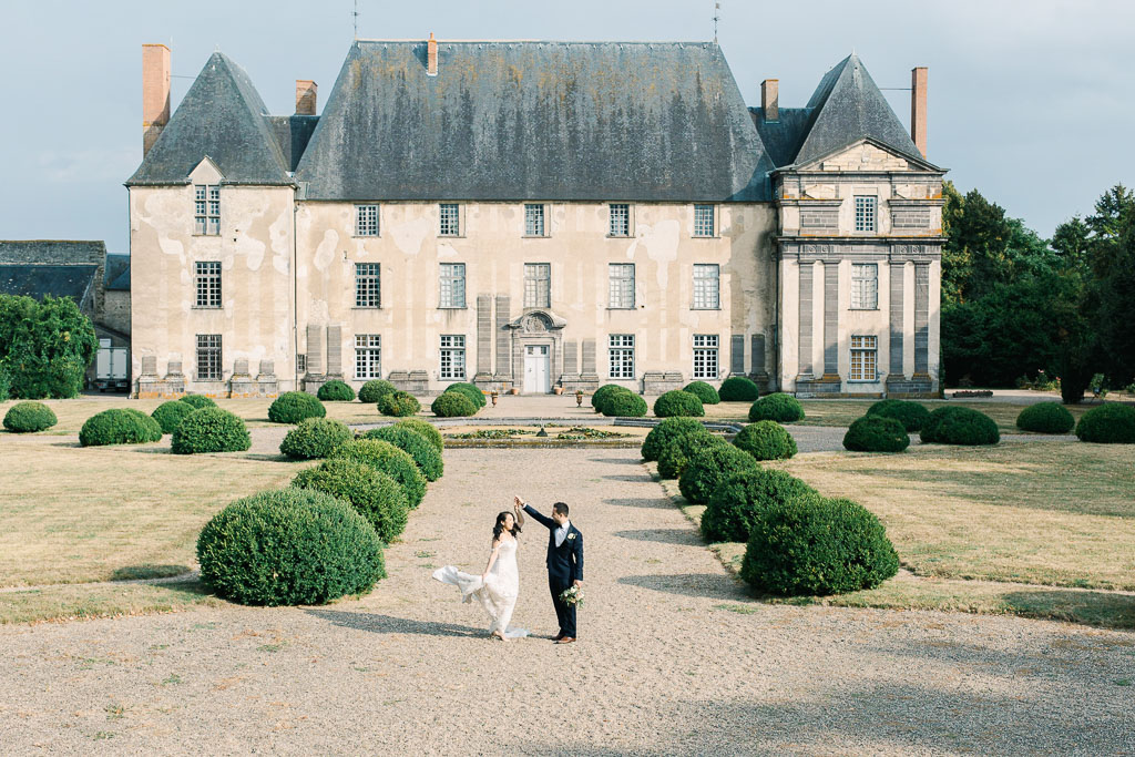 Chateau Effiat Wedding