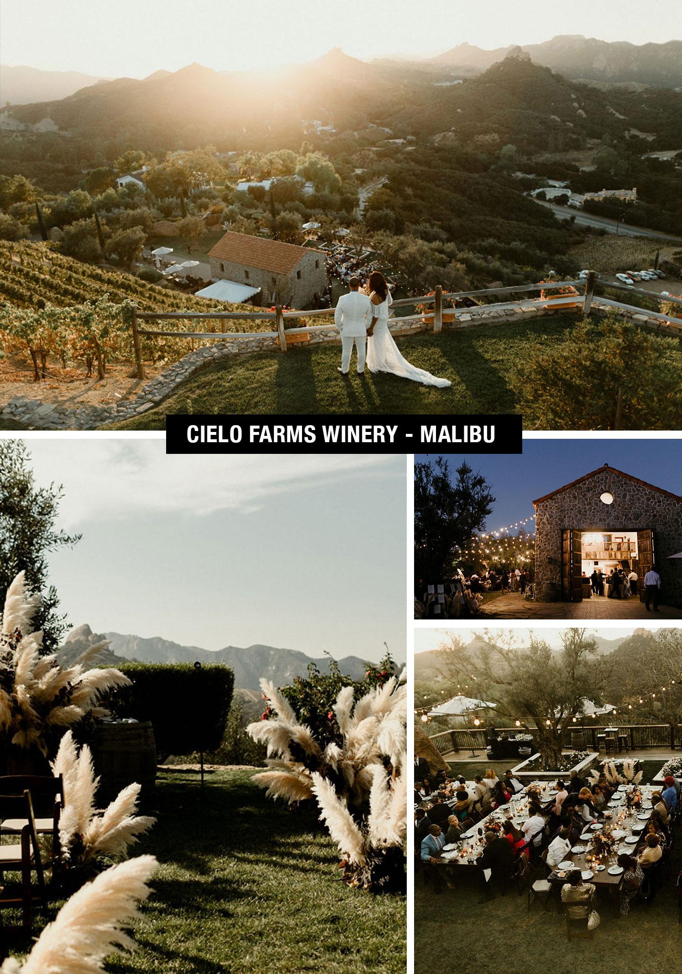 Cielo Farms Winery Malibu