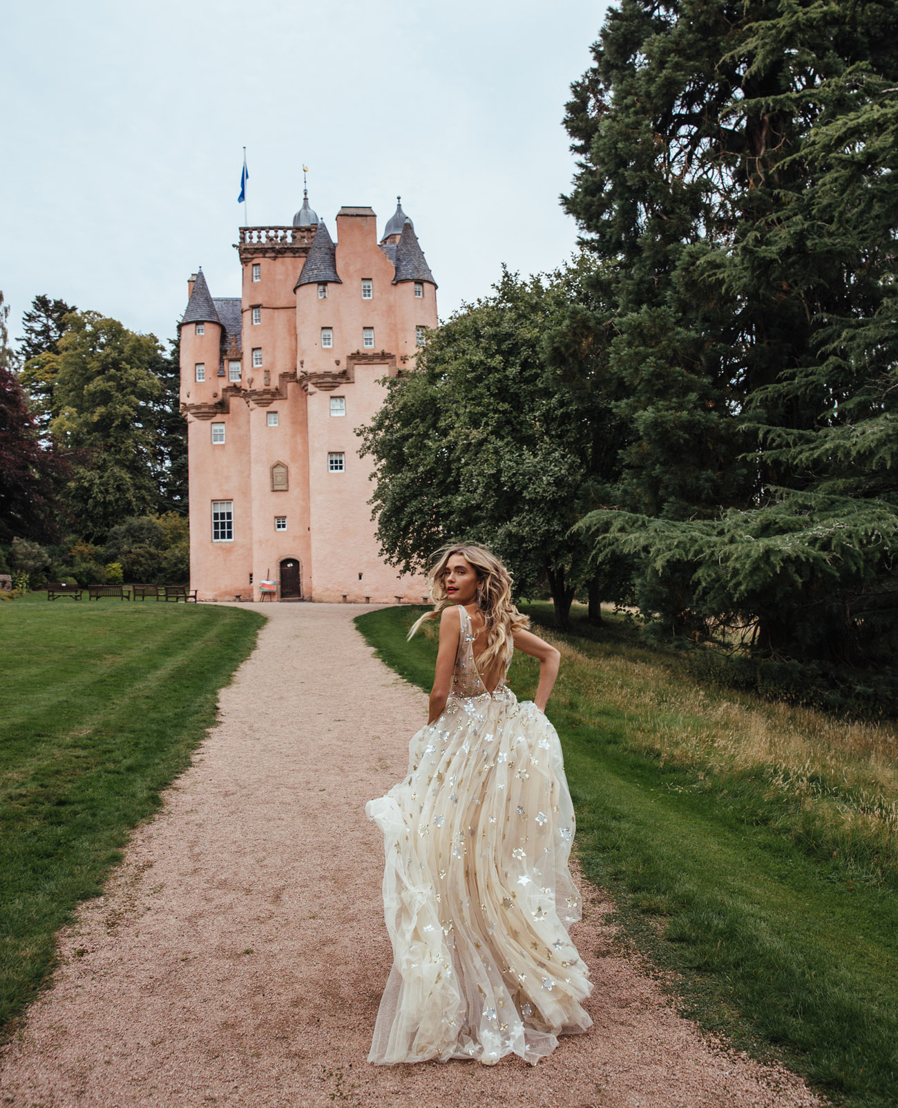 Craigievar Castle Pink Castle for Your Wedding