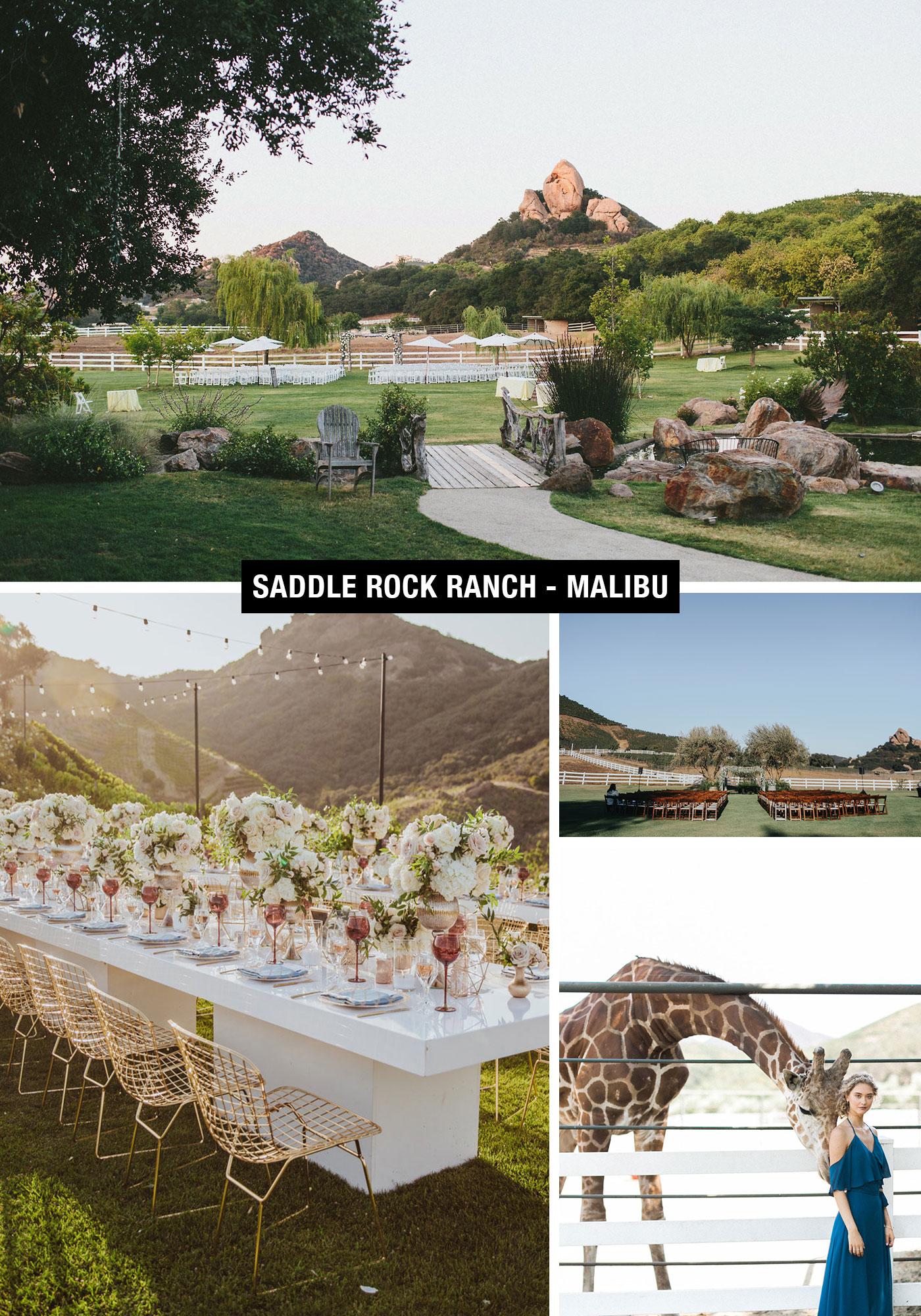 Saddle Rock Ranch in Malibu