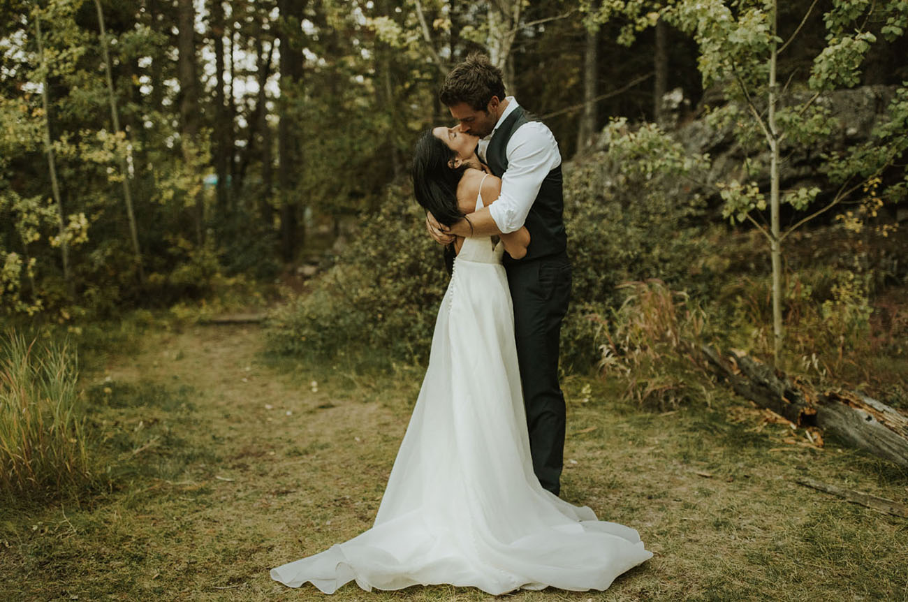 Banff National Park Elopement