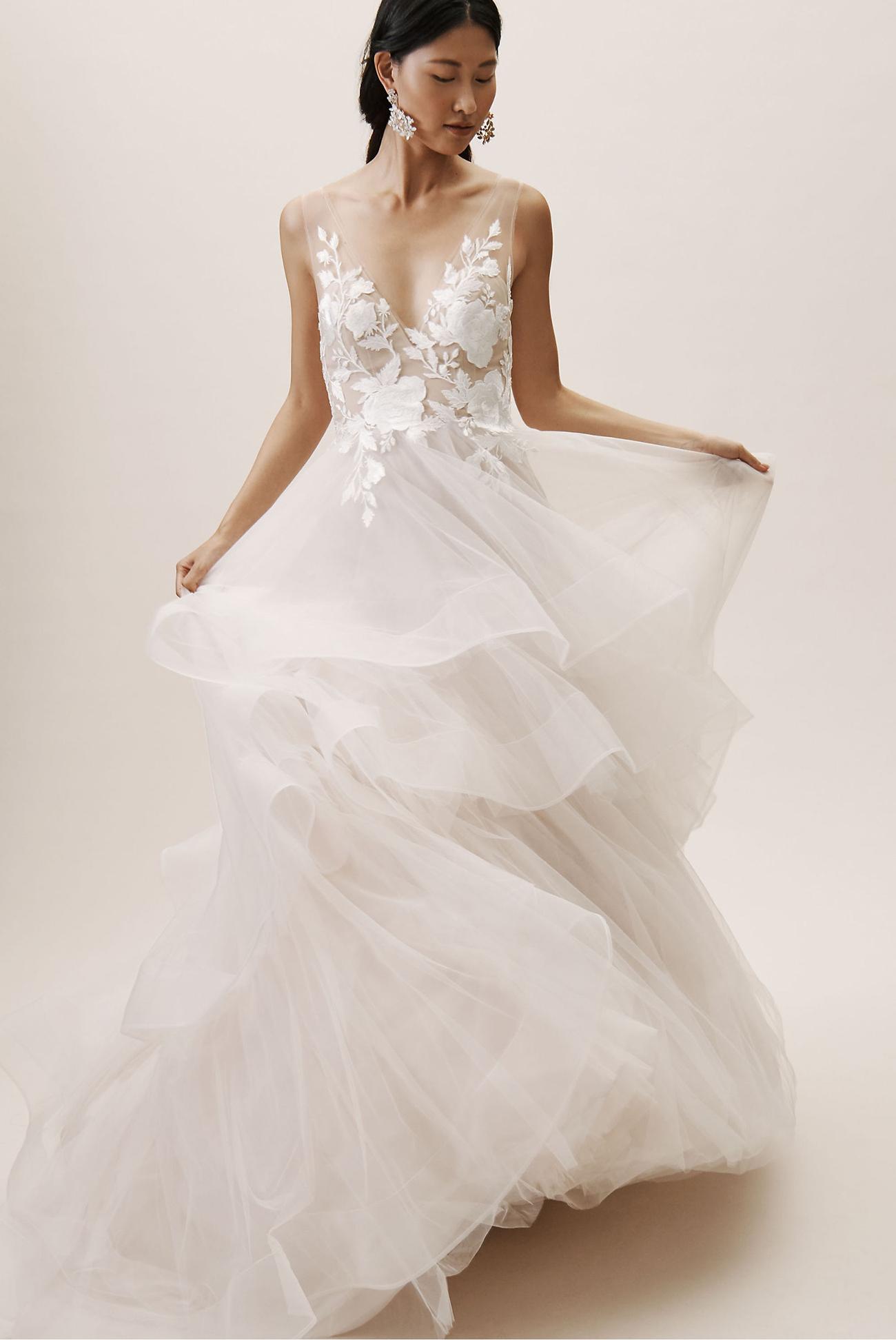BHLDN Spring Wedding Dresses