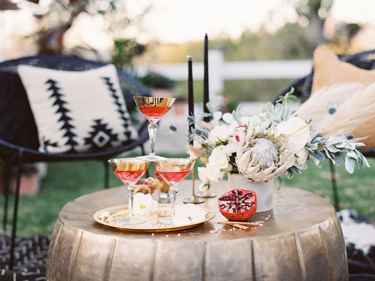 The Tyspy Gypsy Wandering Bar Wedding Inspiration