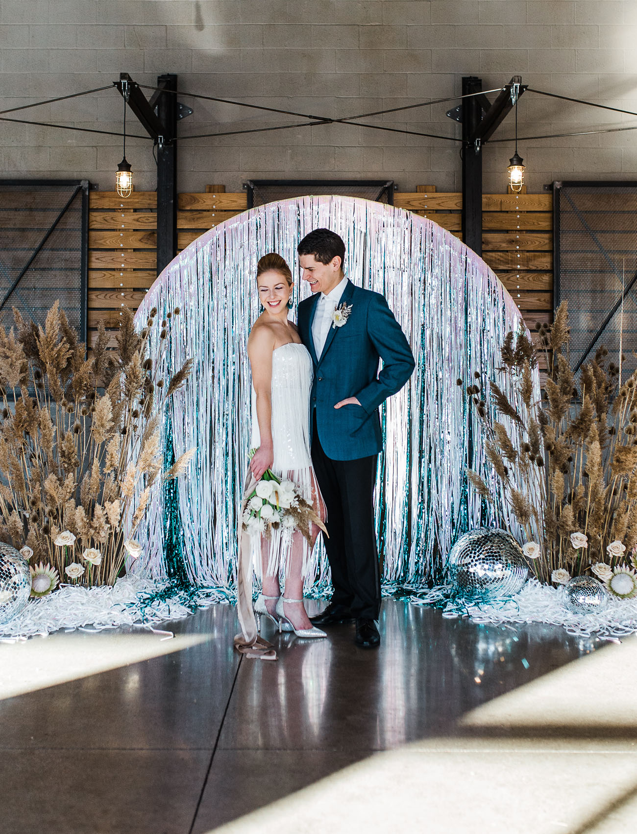 Iridescent Wedding Inspiration