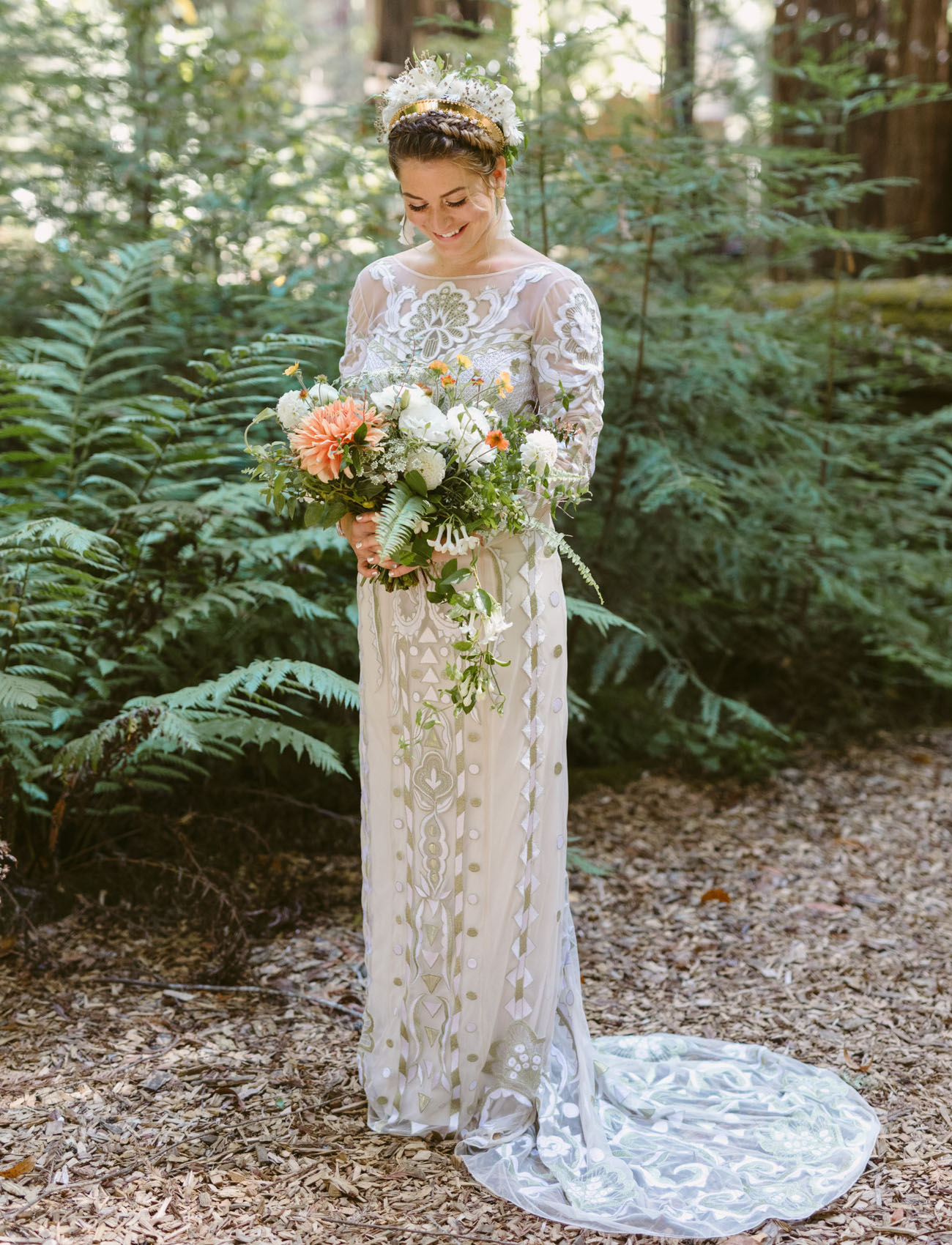 Obelia by Temperley Bridal Dress