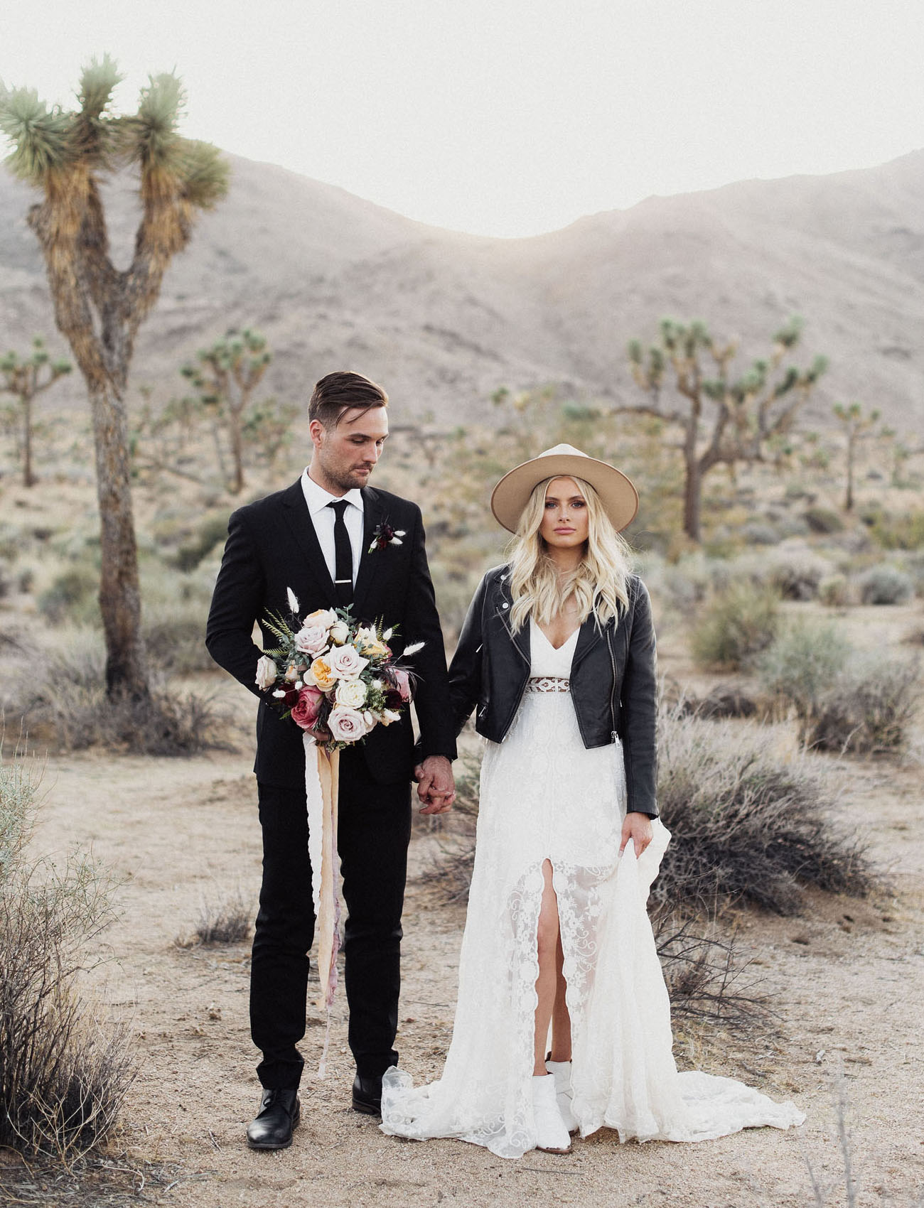 From Bridal Hats To Pampas Grass To Starry Designs This Joshua