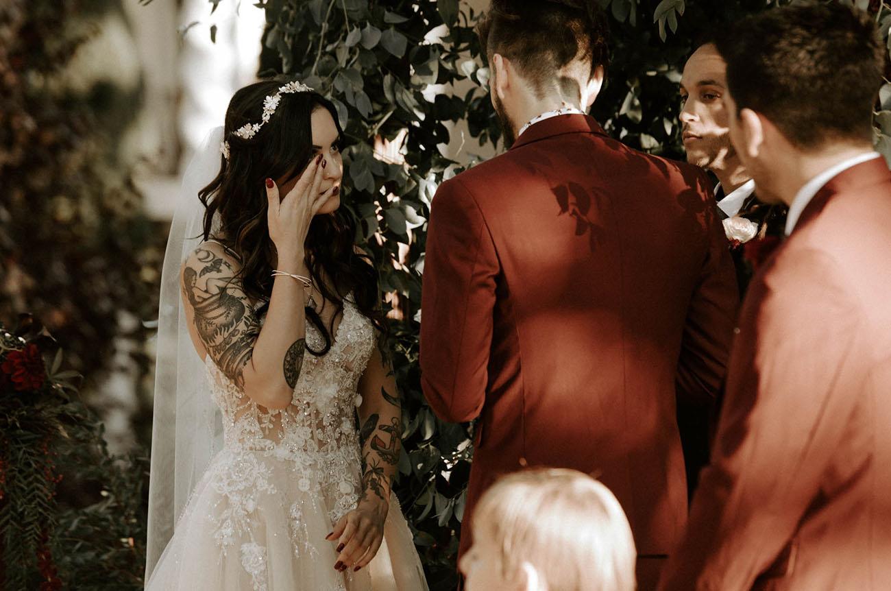 Winter Washington Wedding