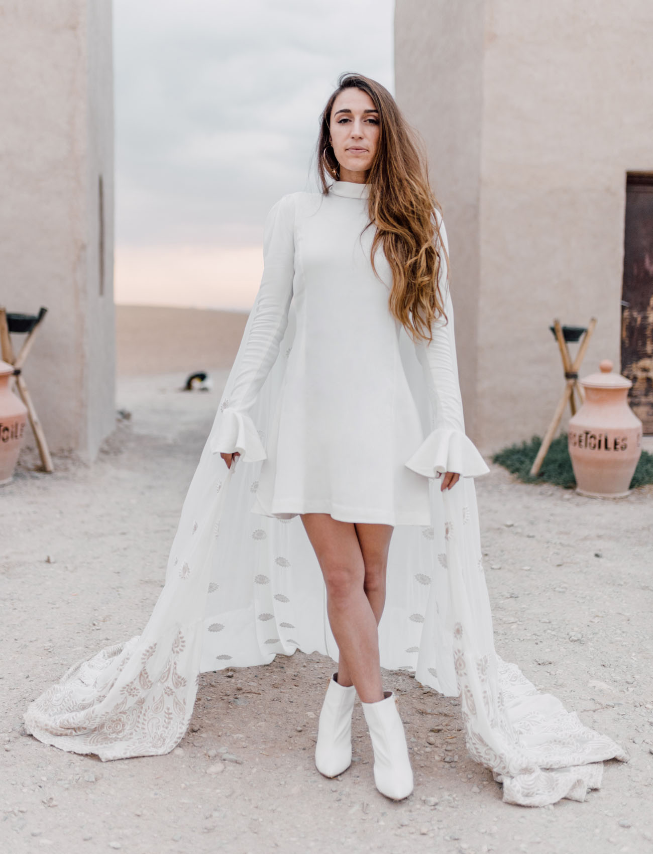Wild at Heart Wedding Dress