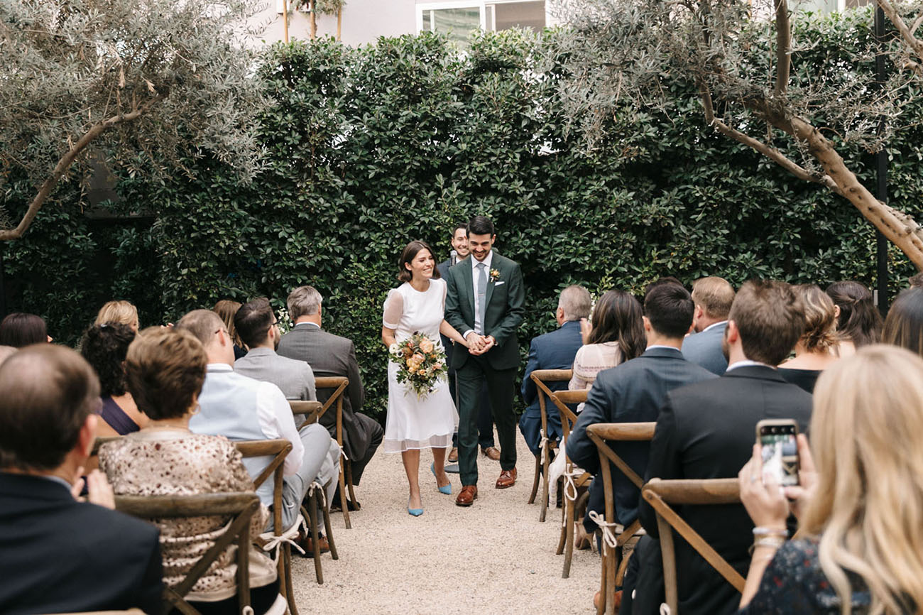 Redbird Los Angeles Wedding