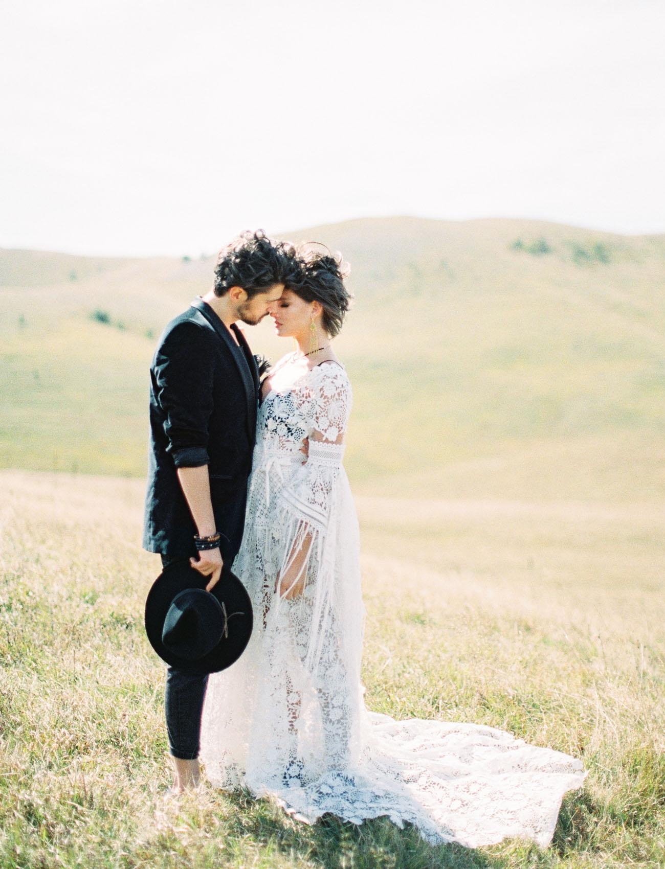 Montenegro Boho Wedding Inspiration
