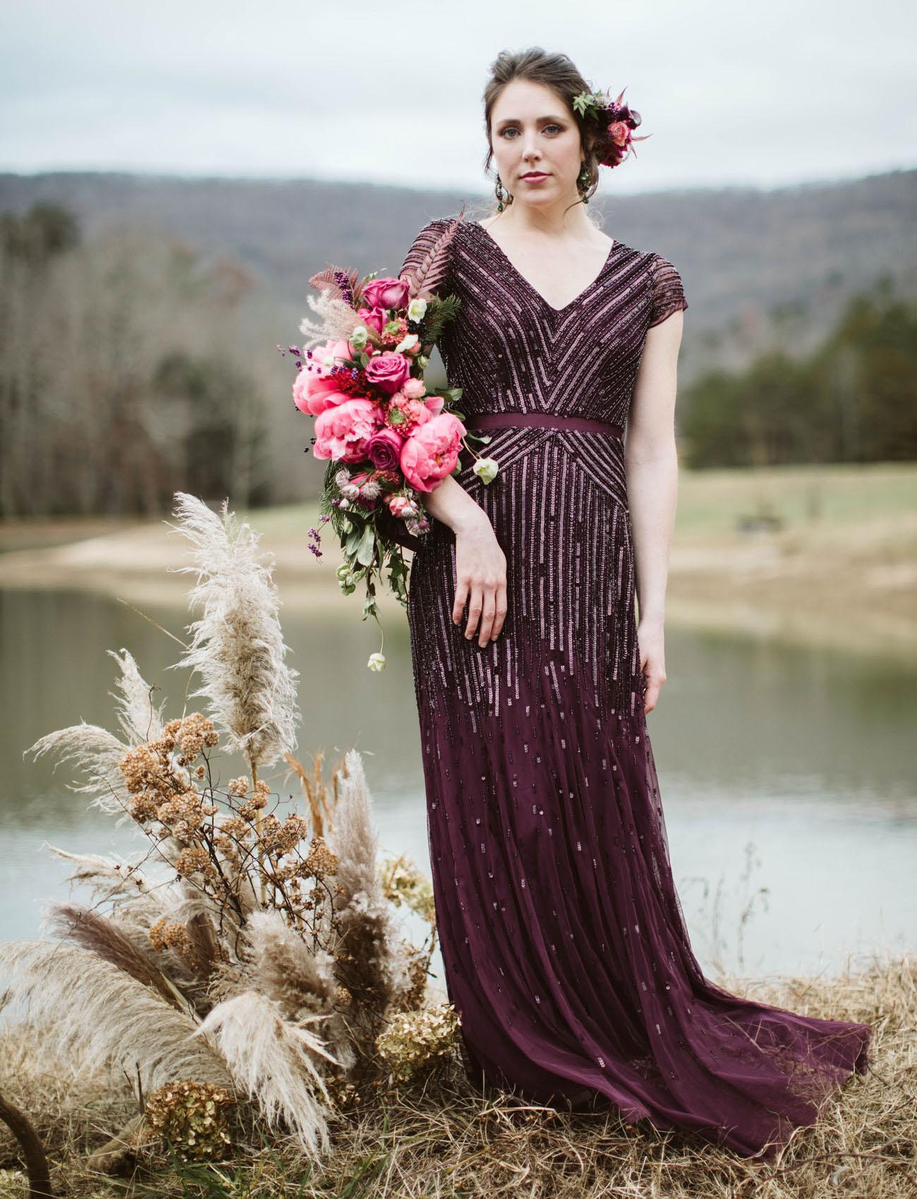 Modcloth Sequin Dress