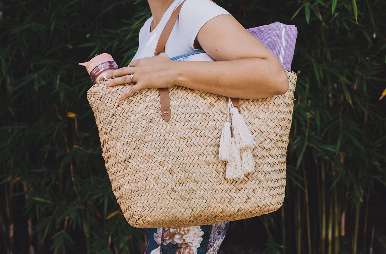 bachelorette welcome bag