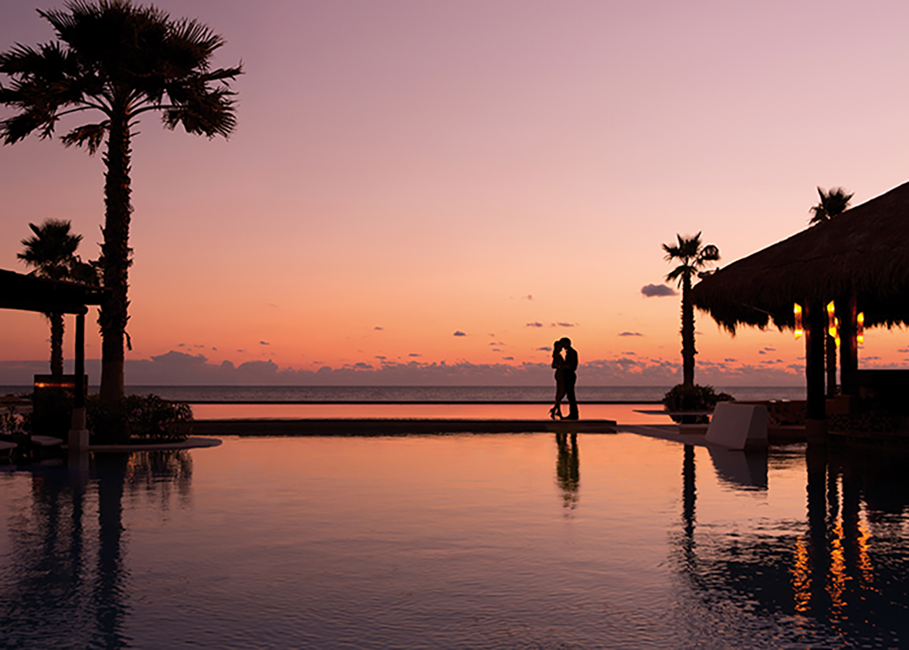 Honeymoons & Anniversaries at Secrets Resorts & Spas