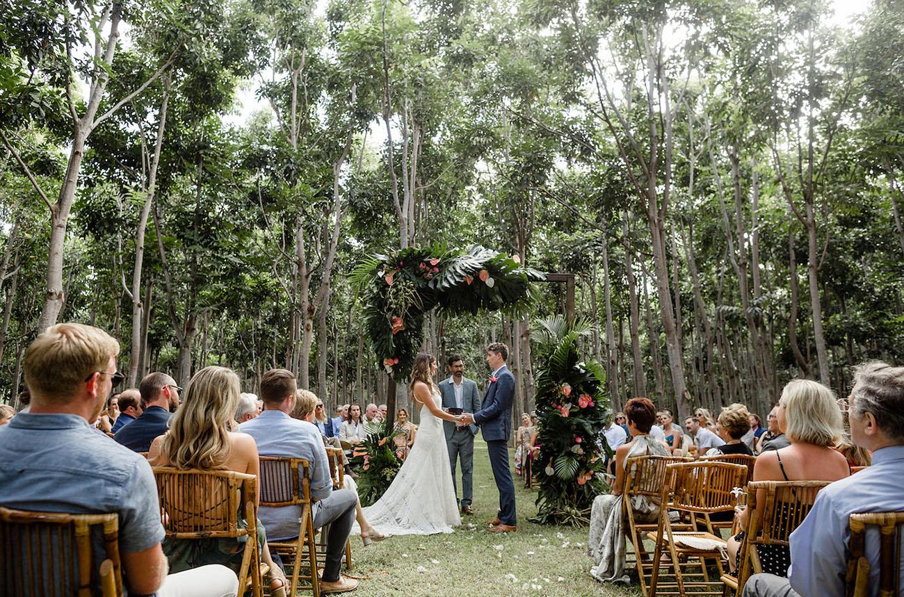Destination Hawaii Wedding