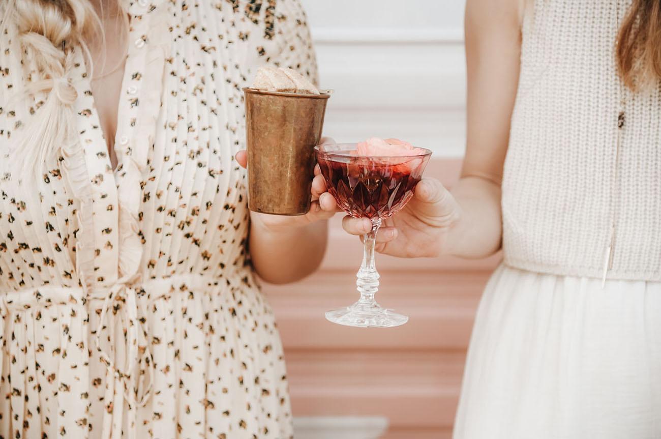 galentines cocktails