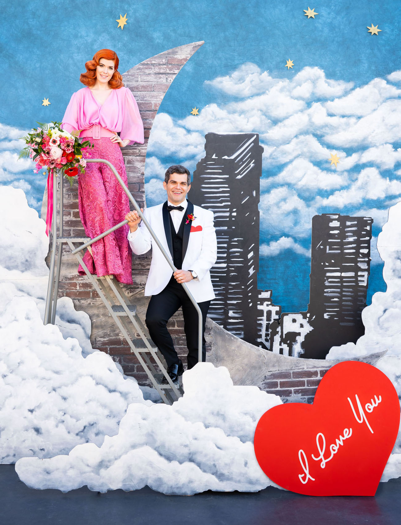 I Love Lucy Wedding Inspiration