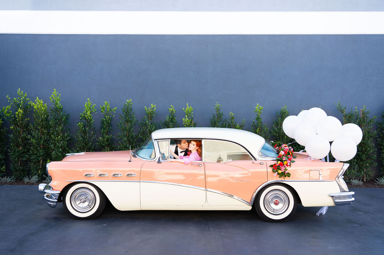 I Love Lucy Wedding Inspiration