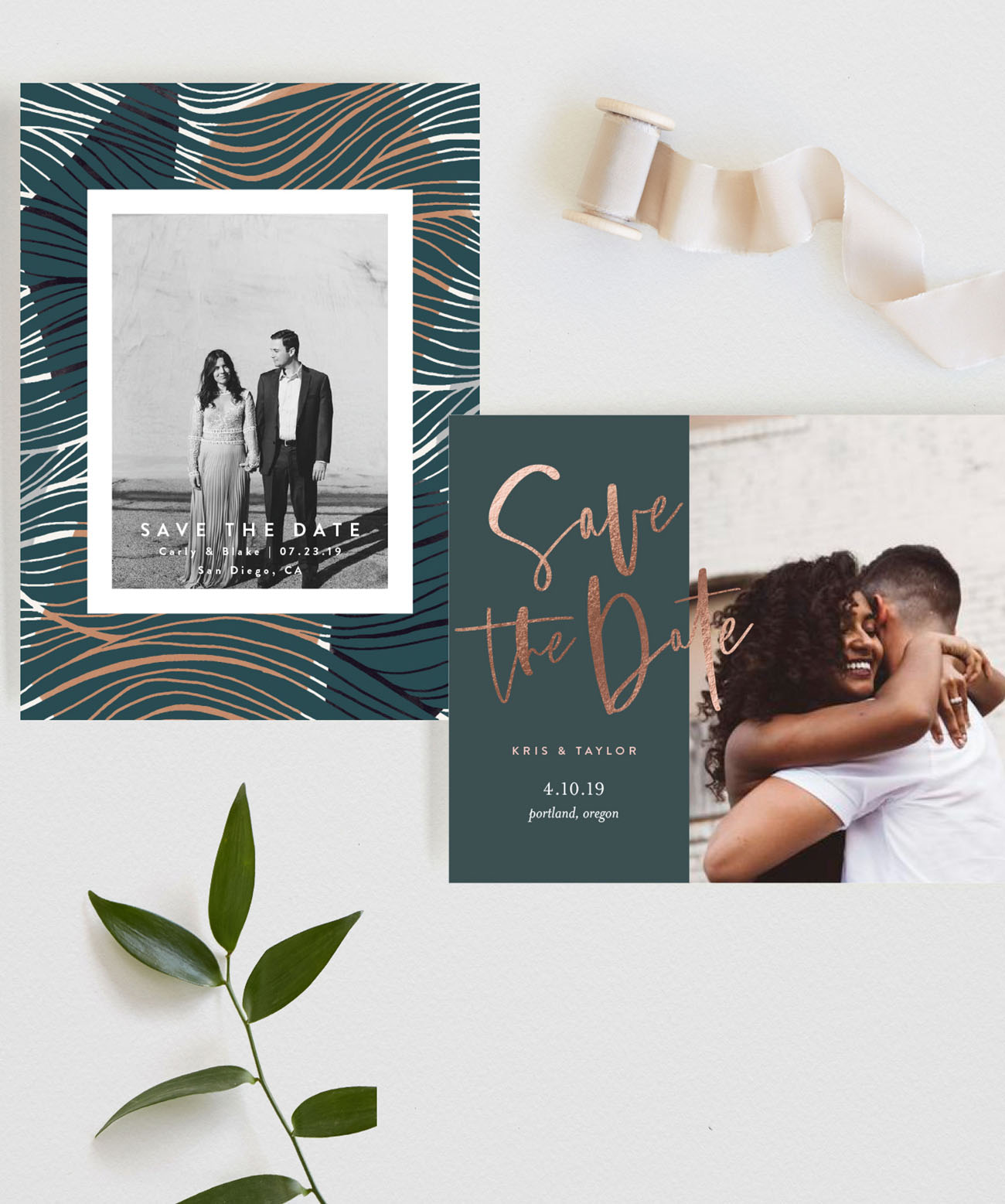 Minted Save the Date Collection