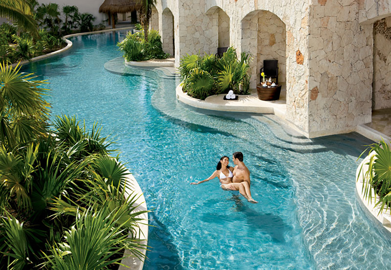 Swim Out Suite Cancun