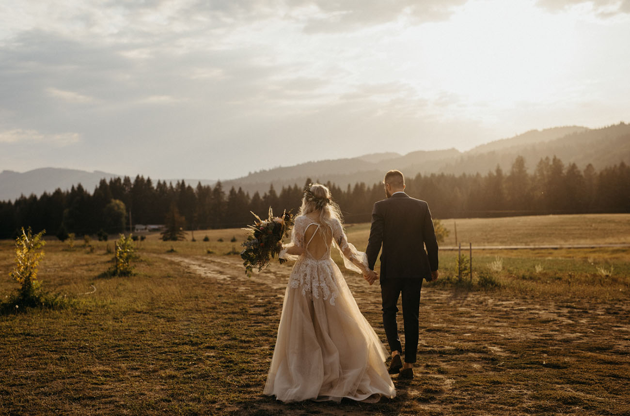 Washington Barn Wedding