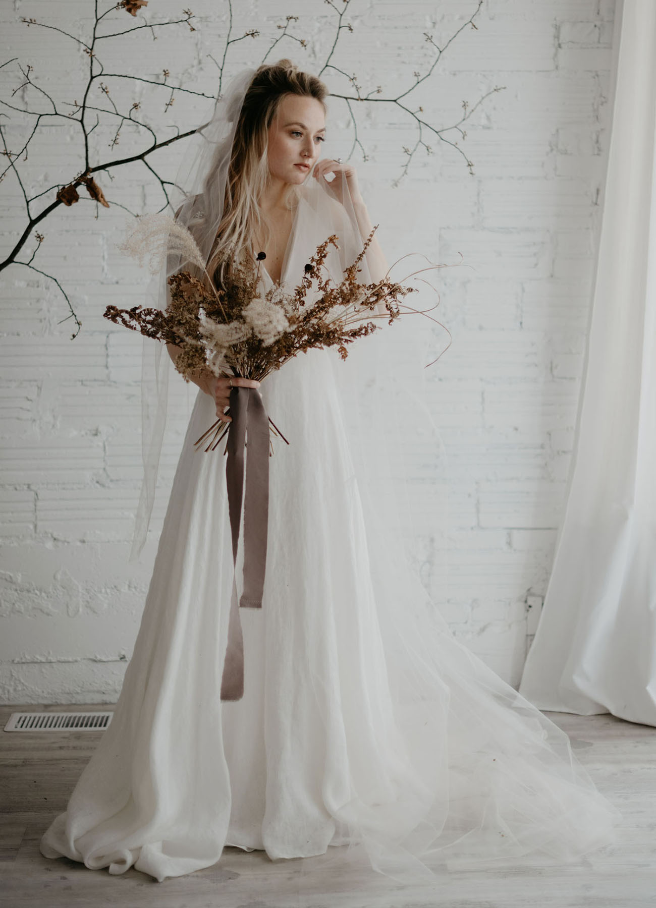 Witchy Winter Wedding Inspiration