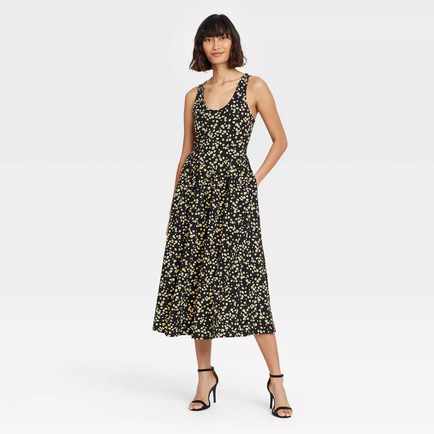 what to wear to a spring wedding guest dress from Target