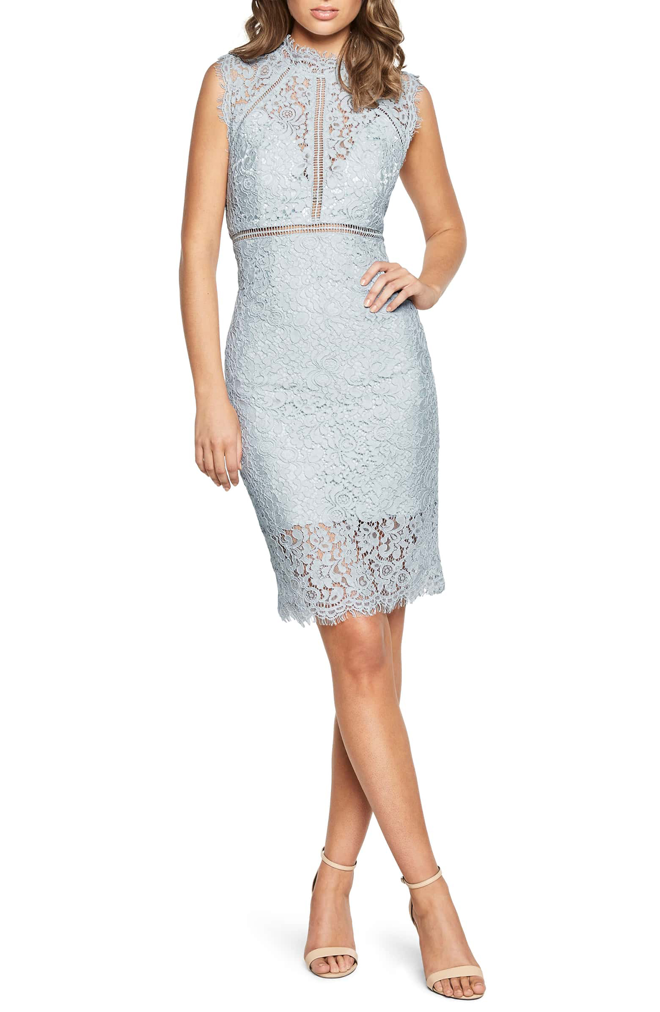 What to Wear to Spring Wedding Cocktail Dress