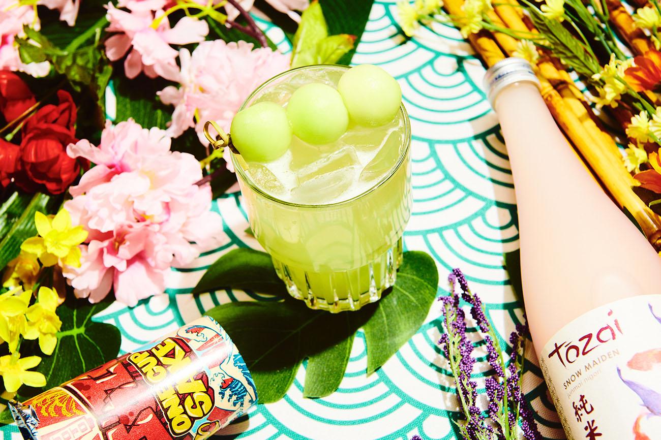 PUB Cherry Blossom Cocktails