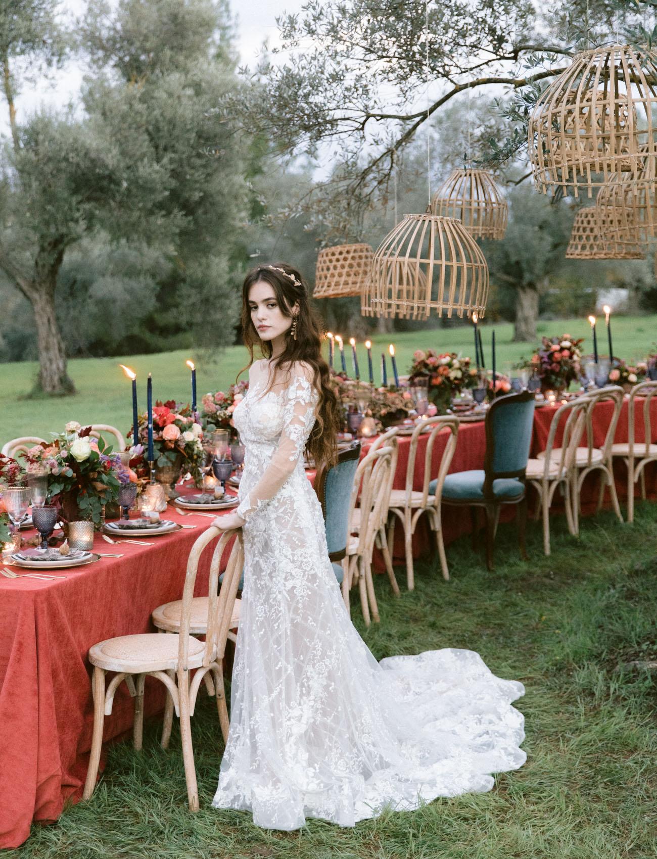 Briar Rose Wedding Inspiration