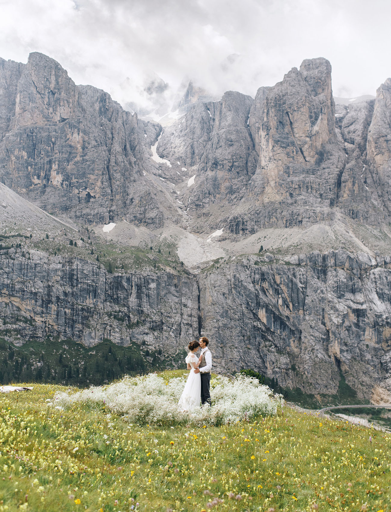 baby's breath elopement
