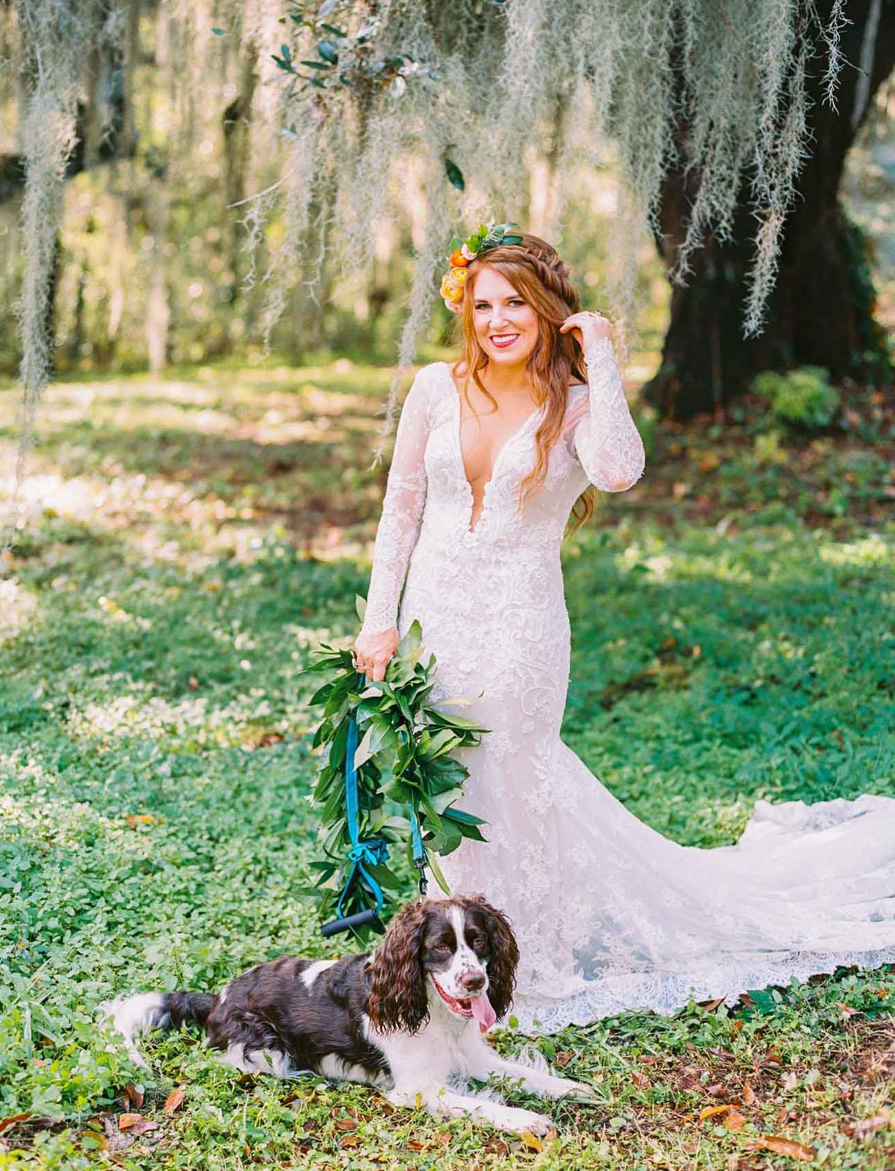Julie Vino Wedding Dress