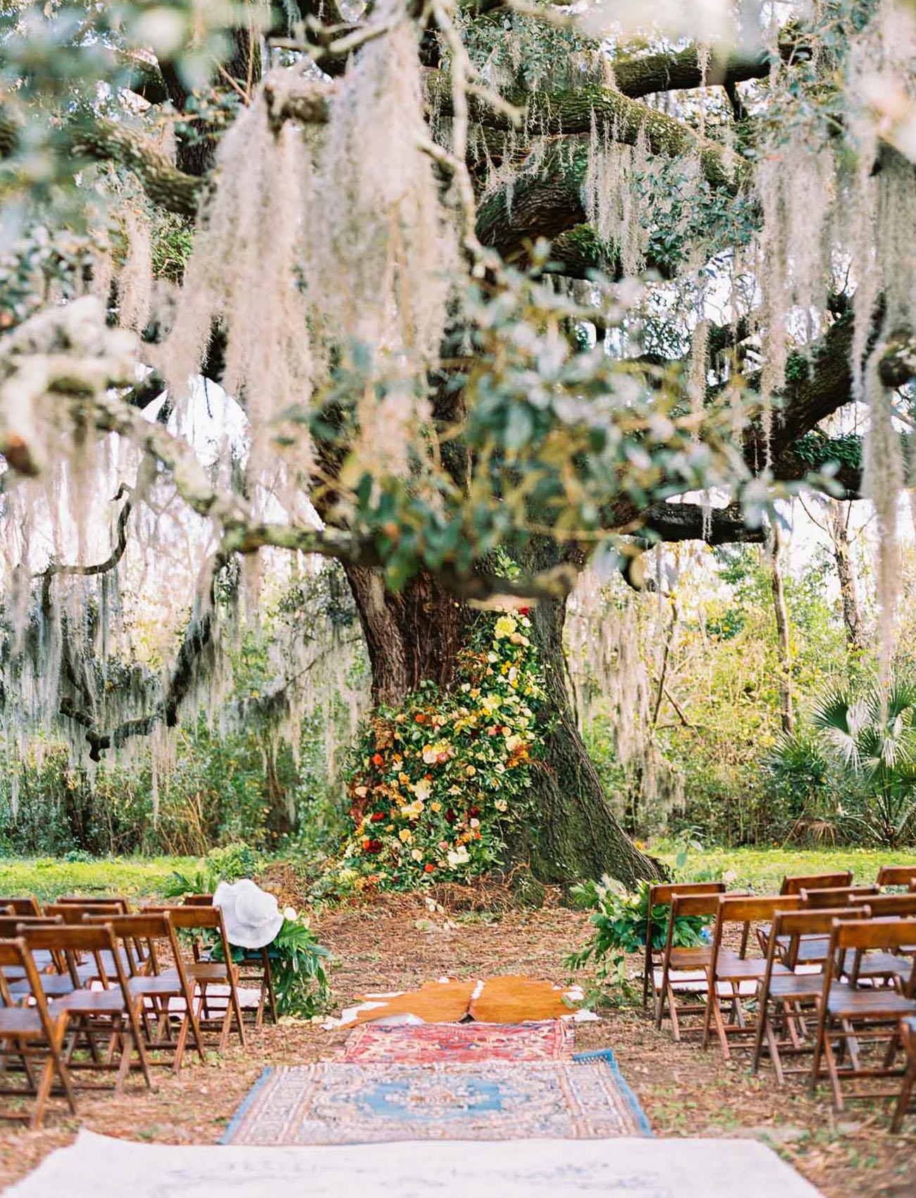 Festival Wedding in Georgia